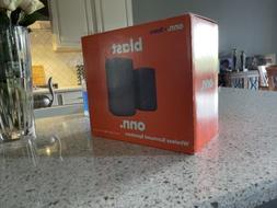 ONN 100002419 Roku Blast Wireless Surround Sound Speakers