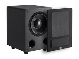 """Monoprice 114567 Select 8"""" 200 W Subwoofer  NEW"""