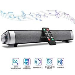 15.7 Inches Portable Wireless Speakers Home Theater Surround