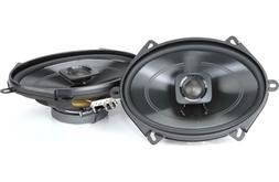 "-2- Polk Audio DB+ 6x8"" 2-Way Speakers Car / Marine / UTV /"