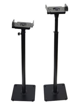 VideoSecu One Pair of Adjustable PA DJ Club Satellite Speake