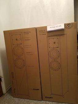 Klipsch 2 Pack R-625FA Dolby Atmos Floorstanding Speaker -Eb