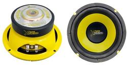 PYLE PLRL572 5-Inchx 7-Inch and 6-Inch X 8-Inch 200 Watt Two-Way Speakers