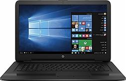 "2017 Model HP 17.3"" HD+ High Performance WLED Backlight Lapt"