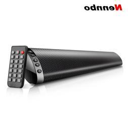 20W Bluetooth 5.0 TV Soundbar Wireless <font><b>Speaker</b><