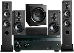 Sony 5.2-Channel 725-Watt 4K 3D A/V Surround Sound Multimedi