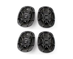 "4) New KICKER DS693 6x9"" 560W 3-Way Car Audio Coaxial Speake"