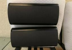 4 ONKYO Model SKM-640S Surround Sound Speakers