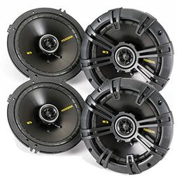 Kicker 40CS654 6.5-Inch 600W 2-Way Coaxial CS Series Speaker