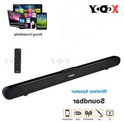 40W Surround Sound Bar Speaker 4.0 System Wireless Subwoofer