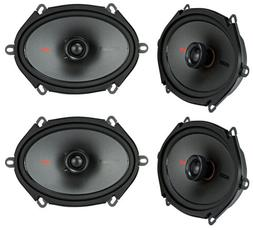 "Kicker 44KSC6804 KSC680 6x8"" 600 Watt 2-Way Car Stereo Spea"