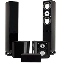 Fluance 5.0 Bipolar Surround Sound XL System includes a pair