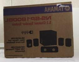 5 1 channel home theater speaker system