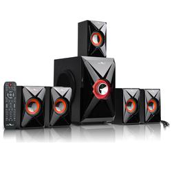 BEFREE SOUND 5.1 CHANNEL HOME THEATER SURROUND SOUND BLUETOO
