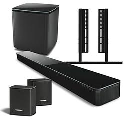 Bose 5.1 Home Theater System with SoundTouch 300 Soundbar, A