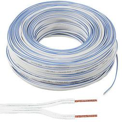 50M Speaker Cable - 0.5MM 20 AWG 33 Strand - Car HiFi Audio