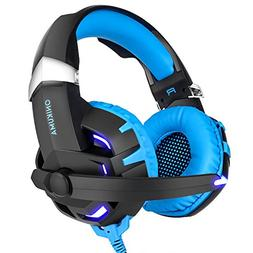 7.1 3d Stereo Channel Light Gaming Headset With Microphone N