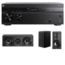 Sony 7.2 Dolby Atmos Wi-Fi Network AV Receiver Home Theater