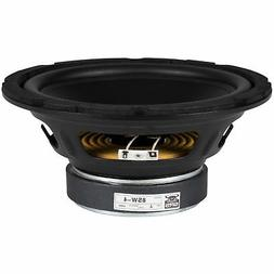 "GRS 8SW-4 8"" Poly Cone Subwoofer 4 Ohm"