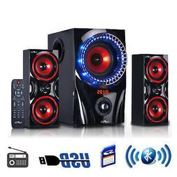 Befree Sound 97095513M 2.1 Channel Surround Sound Bluetooth
