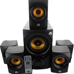 Acoustic Audio AA5170 Home Theater 5.1 Bluetooth Speaker Sys