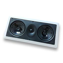 "CT Sounds in-Wall Surround Sound 5.25"" LCR  Home Theater Wea"