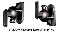 EZ Mounts - Universal satellite surround sound speaker mount