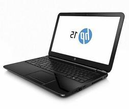"""HP 15.6"""" HD Laptop PC Computer, AMD Quad-Core E2-7110 APU 1."""