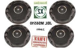 "Jbl - 6-1/2"" Marine Speakers With Dual Polypropylene Cones"