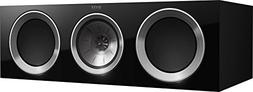 KEF R200c Center Channel Loudspeaker - High Gloss Piano Blac