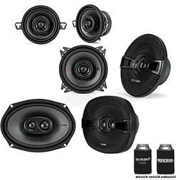 Kicker for Dodge Ram 2002-2011 speaker bundle - 2017 Model K