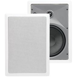 MTX CT Series Glass Fiber 2-Way In-Wall Speakers  Home Audio