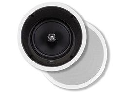 Monoprice Caliber In Ceiling Speakers 8 Inch Fiber 2-Way wit