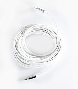 OMNIHIL Replacement  Auxillary AUX Cable for Pyle WiFi Bluet