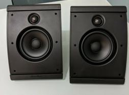Polk Audio OWM3 Wall and Bookshelf Speakers   The Most High-