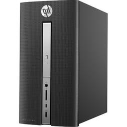 Refurbished HP Pavilion 570-p026 Desktop - Intel Core i5-740