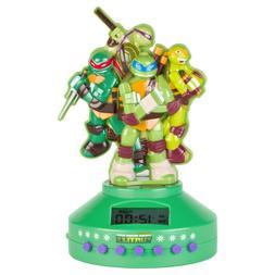 Teenage Mutant Ninja Turtles 52365-TRU Alarm Clock Radio