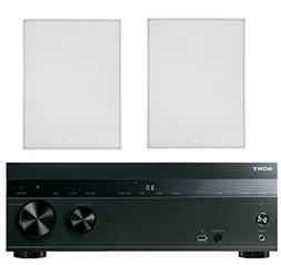 Sony 5.2-Channel 725-Watt 4K A/V Home Theater Receiver + Pol