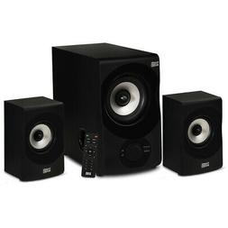 Acoustic Audio AA2171 Bluetooth 2.1 Home Speaker System with