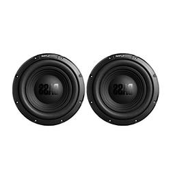 Alpine BassLine Series 10 Inch 750 Watt 4-Ohm Car Audio Subw