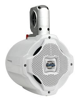 Lanzar AQAWBS64WT 6.5 Bt Marine Wakeboard Speaker