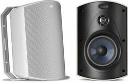 Polk Audio Atrium 6 Outdoor Speakers with Bass Reflex Enclos