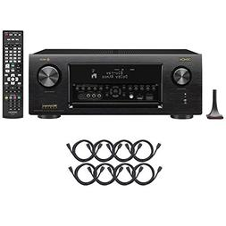 Denon AVR-X4500H 9.2CH High Power 4K Ultra HD AV Receiver Cu