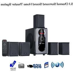 beFree 5.1 Channel SURROUND Sound BLUETOOTH SPEAKER System U