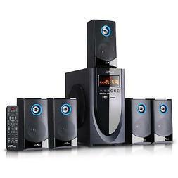 beFree Sound 5.1 Channel Surround Bluetooth Speaker System B