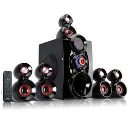 beFree Sound BFS 600 5 1 Channel Surround Sound Bluetooth Sp