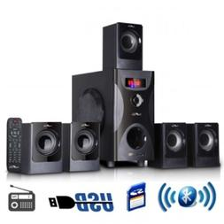 beFree Sound BFS425 5.1 Channel Surround Sound Bluetooth Spe