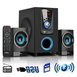 Befree Sound Bfs65 2.1 Channel Surround Bluetooth Speaker Sy