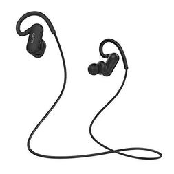 Bluetooth Headset IPX4 Sweat Headphones Ear Hanging Wireless