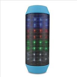 Bluetooth Speaker, Portable Subwoofer Pulsating Lantern USB